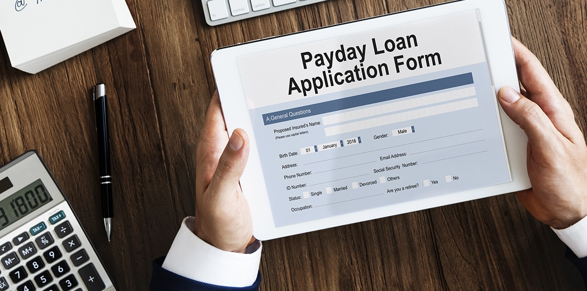 Beware of Payday Loans