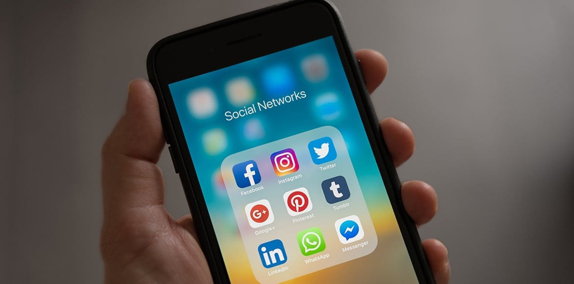 Good social media habits for security