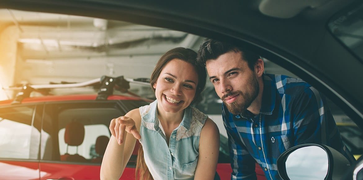 Buying a New or Used Car