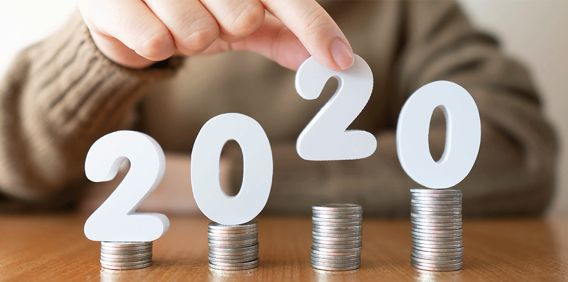 How to Be Financially Fit in 2020