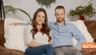 Real Stories Episode 12: Jeff & Victoria – From a Burning Ship to Calmer Waters