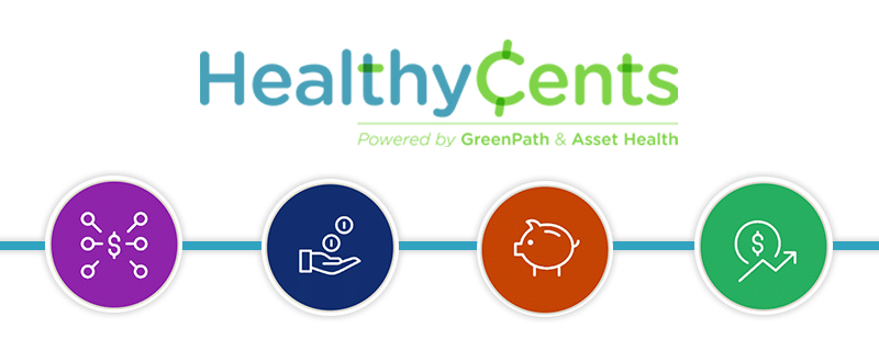 Healthycents Graphic
