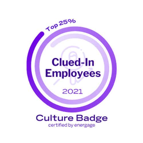 Career Badges Culture Clued In Employees