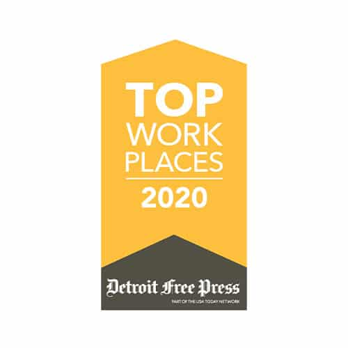 Career Badges Top Work Places