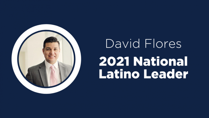 GreenPath's David Flores is Selected as a 2021 National Latino Leader