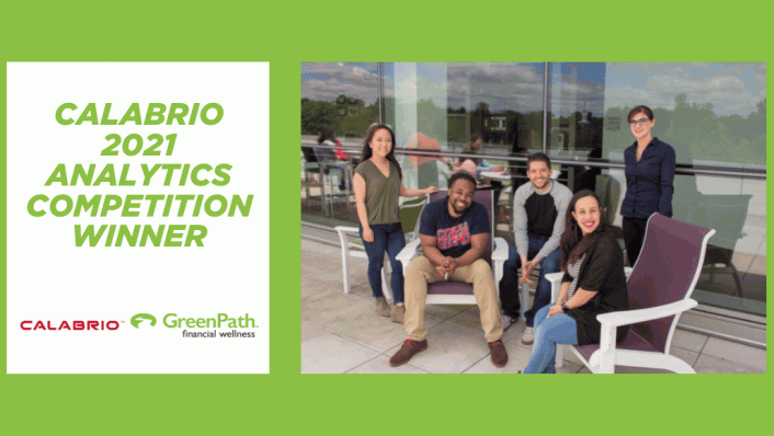 GreenPath Wins Calabrio Analytics Competition Recognizing Innovative Use of Customer Insights